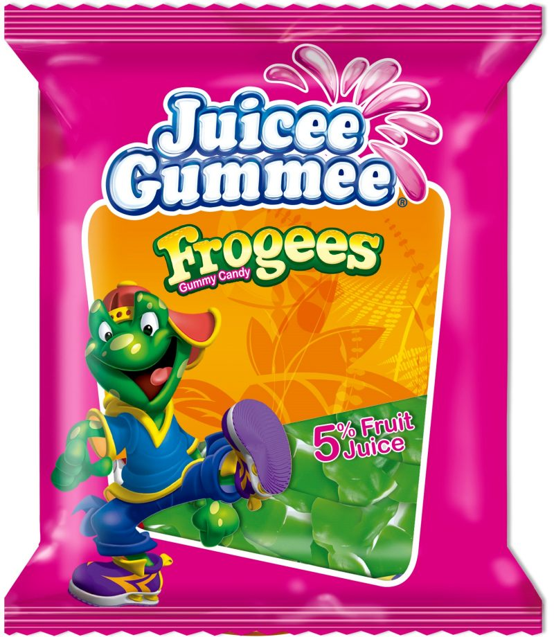 Frogees béka gumicukor 80g