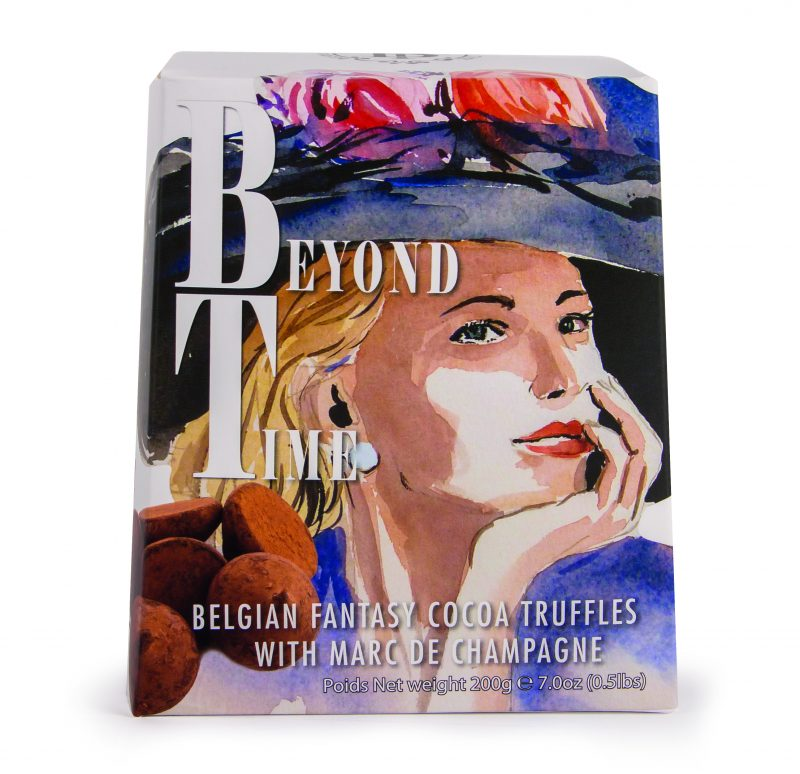 Beyond Time Truffle Champagne 200g