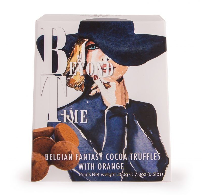 Beyond Time Truffle Orange 200g