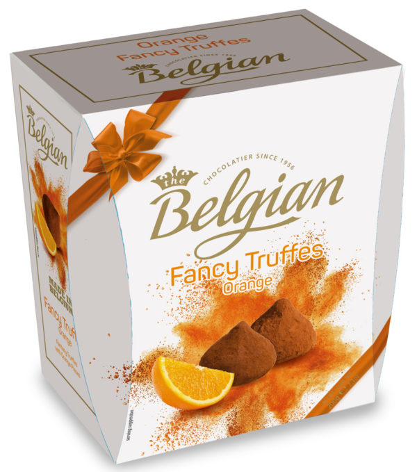 Belgian Truffles Orange 200g