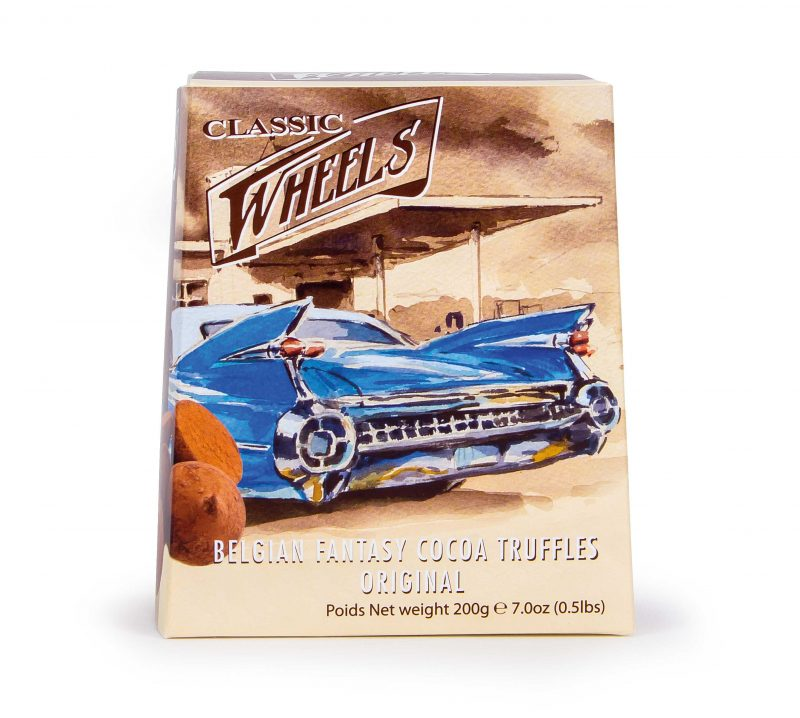 Classic Wheels Truffle Original 200g