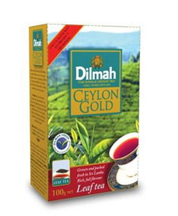 Dilmah Ceylon Gold Leaf tea 100g