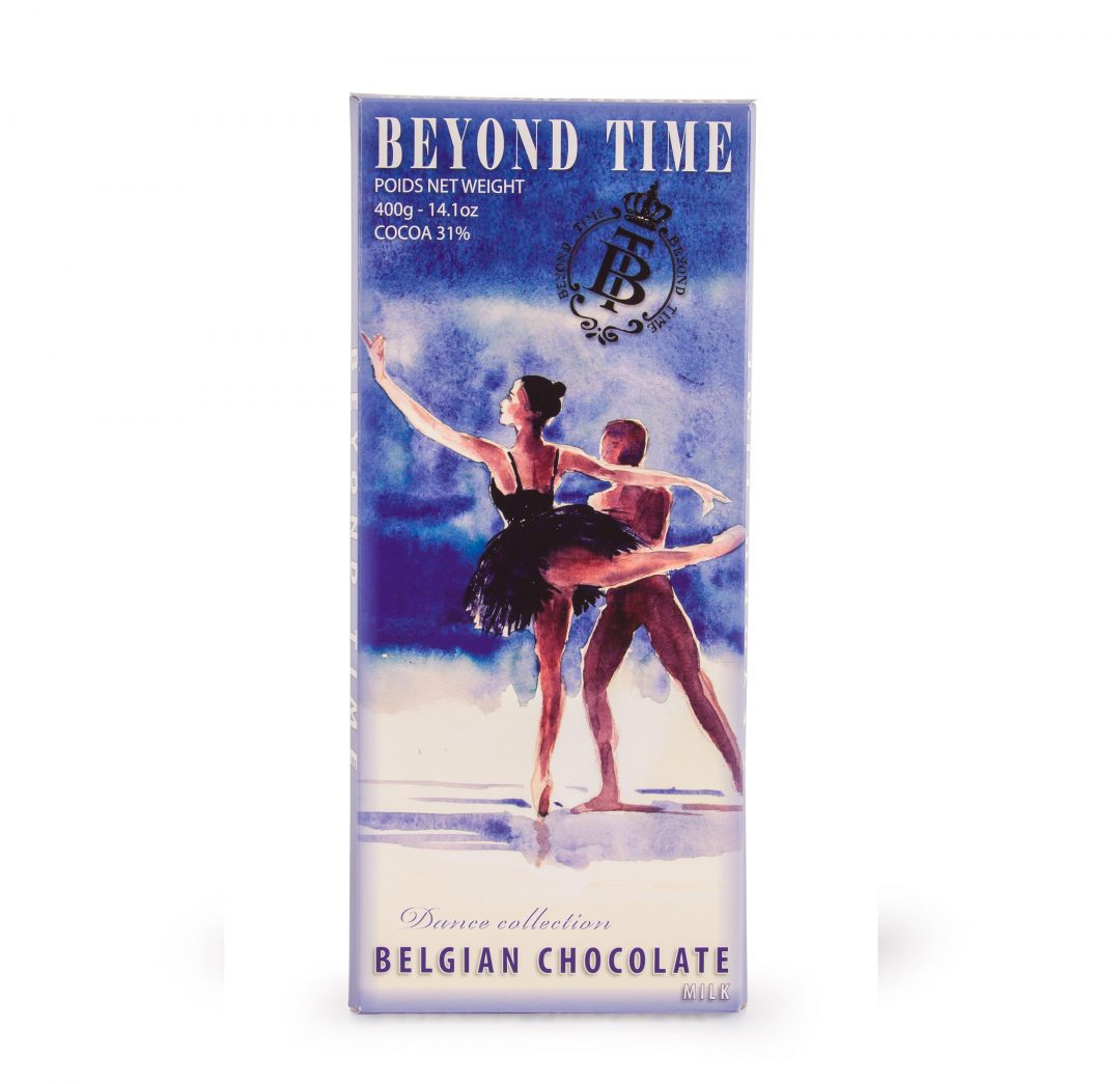 Beyond Time Giant Milk tejcsokoládé 400g