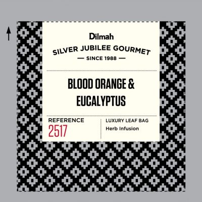 Dilmah Silver Jubilee Gourmet Blood Orange Eucalyptus 200g