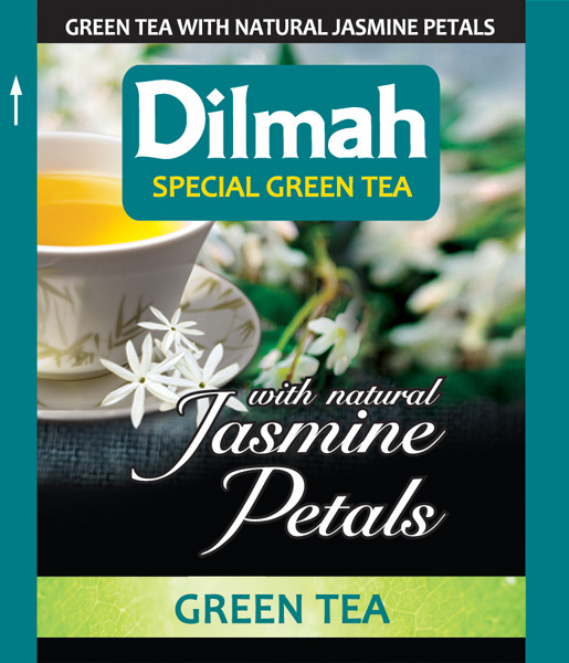 Jasmine Green Tea zöld tea