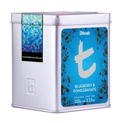 Blueberry&Pomegranate fekete tea 100g