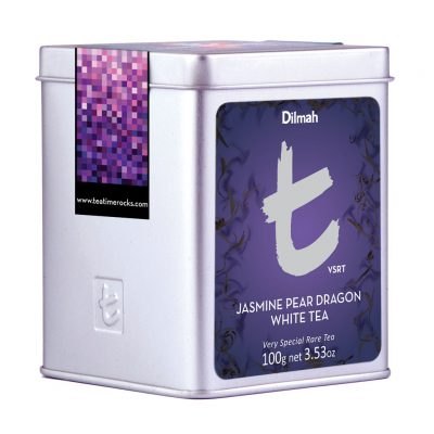 Jasmine Pear Dragon white tea 100g
