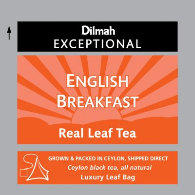 English Breakfast fekete tea 20x2g