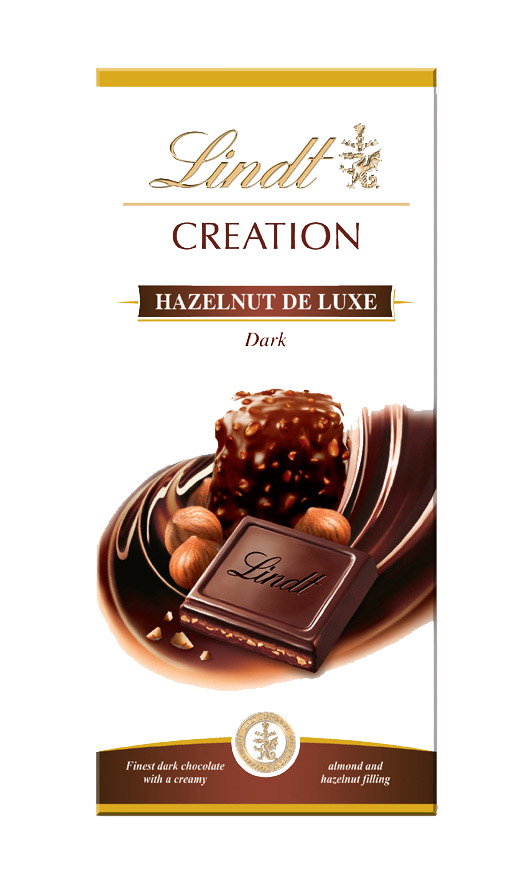 Creation Hazelnut de Luxe Dark 150g