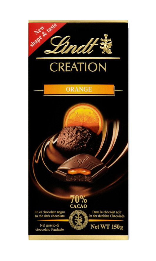 Creation 70% Orange 150g