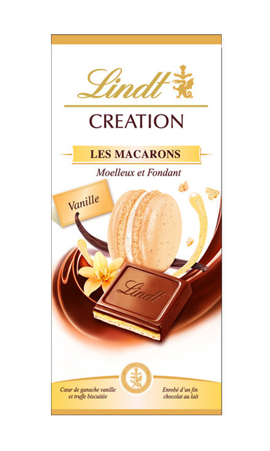 Creation Vanilla Macarons 150g
