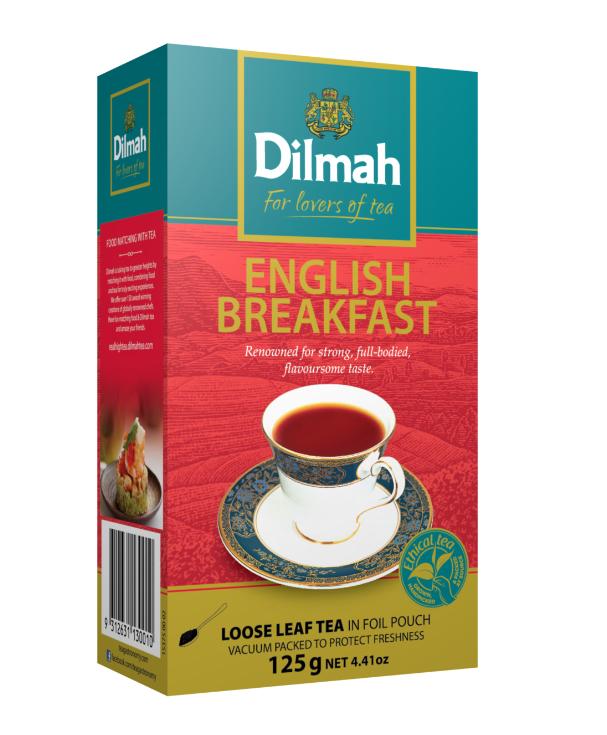 English Breakfast Leaf tea fekete tea 125g