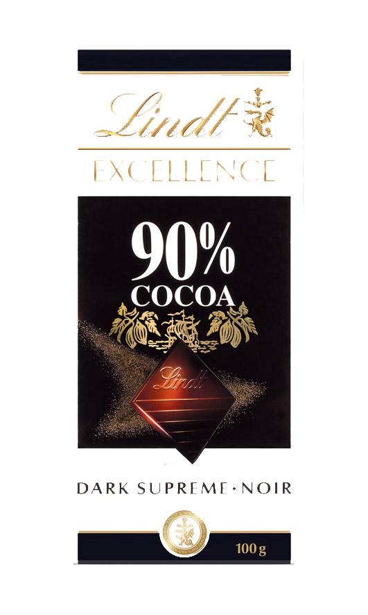 Excellence 90% Cocoa étcsokoládé 100g