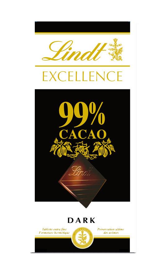 Excellence 99% Cocoa étcsokoládé 50g