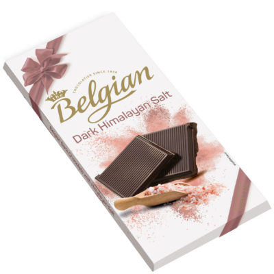 Belgian Dark Himalayan Salt étcsokoládé 100g
