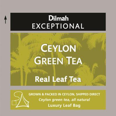 Ceylon Green Tea zöld tea 50x2g