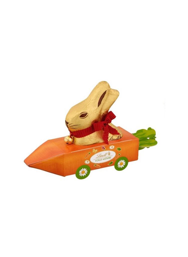 Lindt Gold Bunny Car nyuszi répa autóban 100g