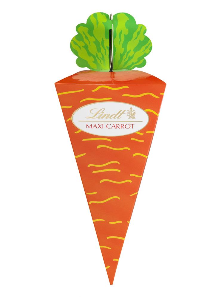 Lindt Mega Carrot 154g