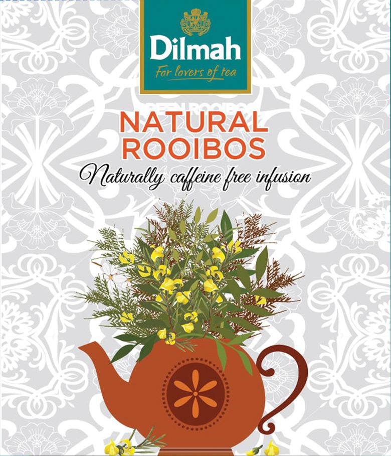Rooibos Natural Organic – Vöröstea herba főzet