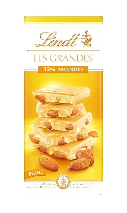 Les Grandes White Almond 150g