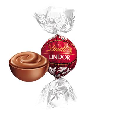 Lindt Lindor Milk 2000g