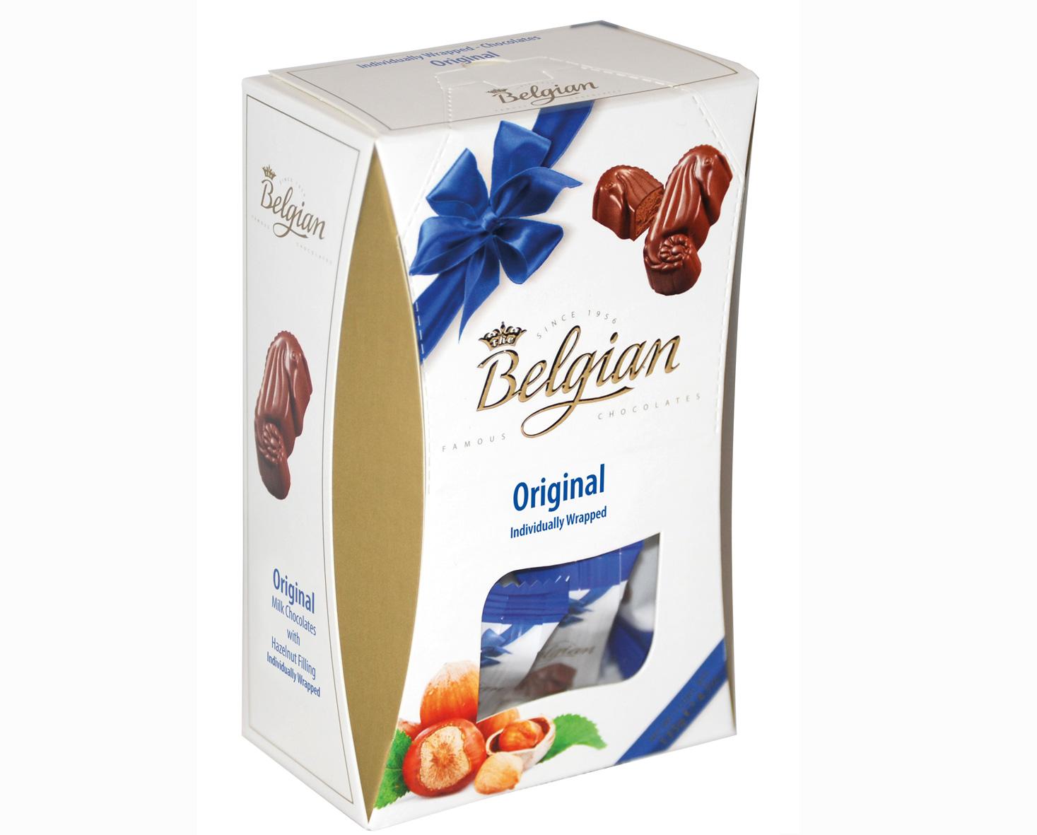 Belgian Seahorses Original tengergyümölcse desszert 135g