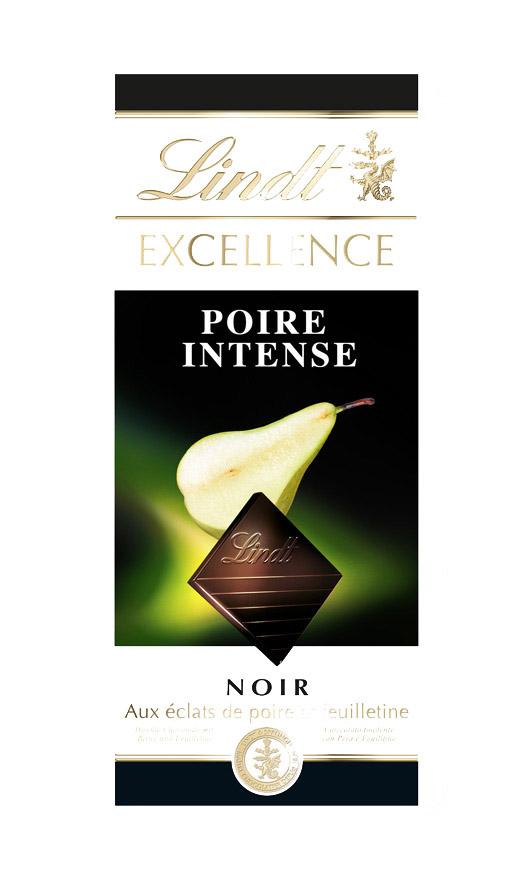 Excellence Pear körtés étcsokoládé 100g