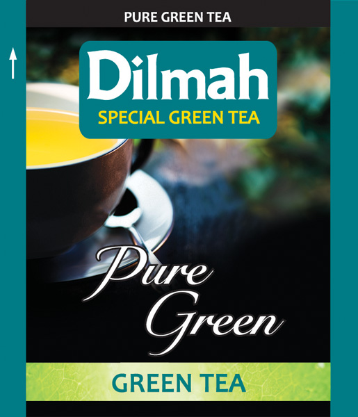 Pure Green Tea zöld tea