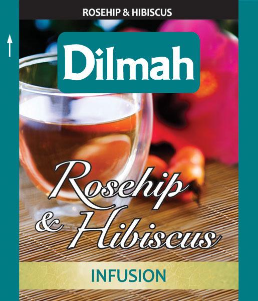 Rosehips – Hibiscus – Csipke – Hibiszkusz herba főzet
