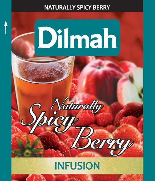 Naturally Spicy Berry – Erdei gyümölcs főzet