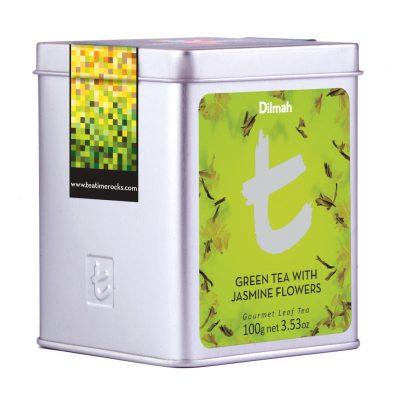 Green Tea with Jasmine Flowers zöld tea 100g