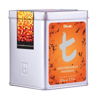 Mediterranean Mandarin fekete tea 100g