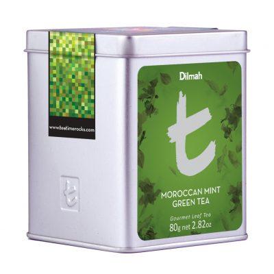 Moroccan Mint zöld tea 80g
