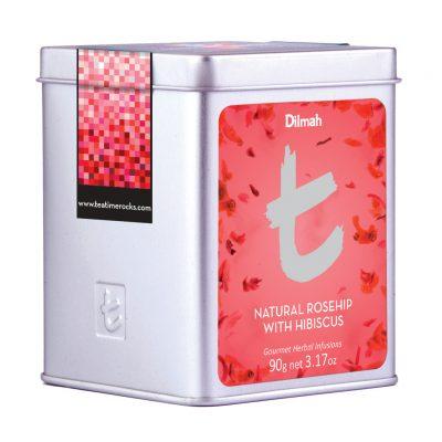 Rosehips with Hibiscus Flowers herba tea 90g