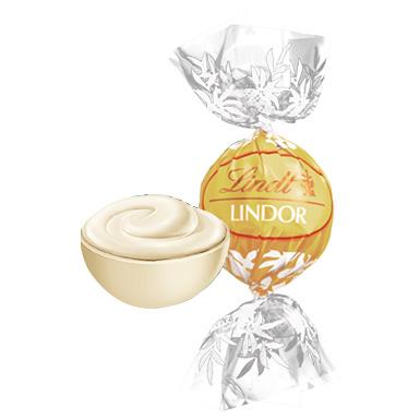 Lindt Lindor White 2000g