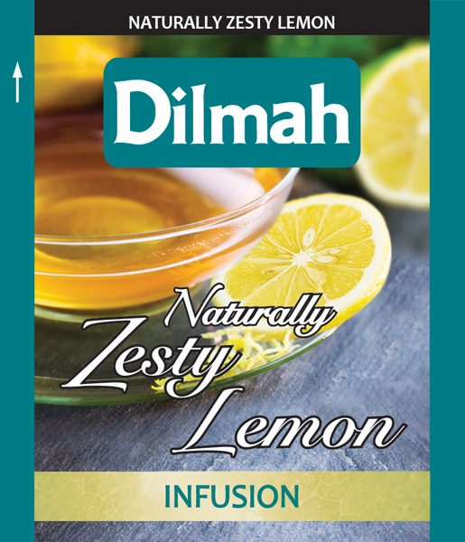 Naturally Zesty Lemon – Trópusi gyümölcs főzet