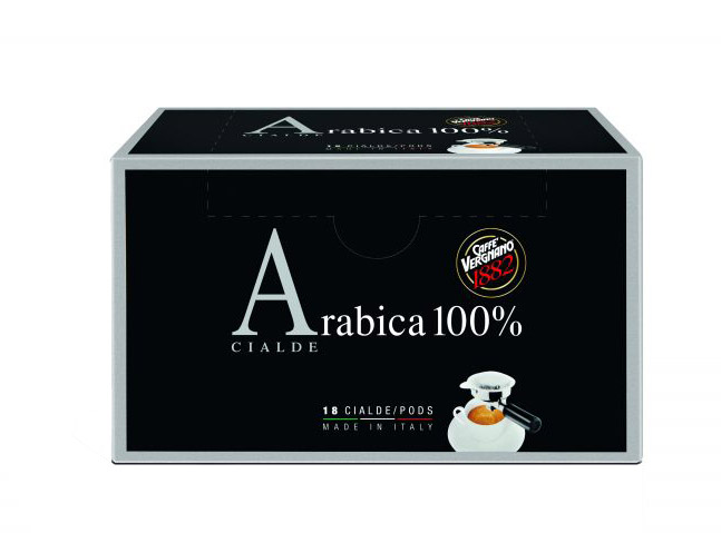 100% Arabica 125g