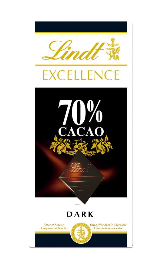 Excellence 70% Cocoa étcsokoládé 100g