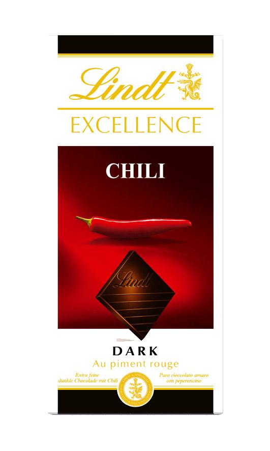 Excellence Chili étcsokoládé 100g