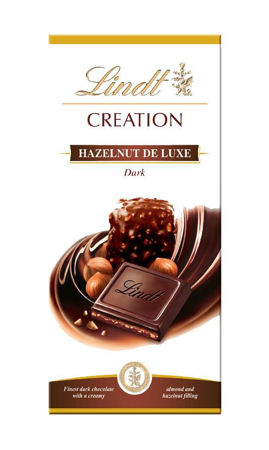 Creation Hazelnut de Luxe Dark 150g