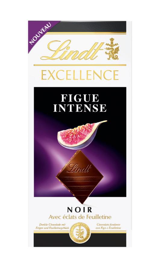Lindt Excellence Figue fügés étcsokoládé 100g