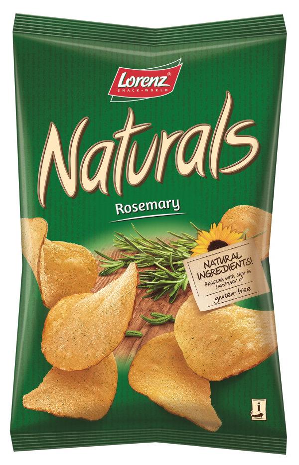 Lorenz Naturals Rosemary rozmaringos chips 100g