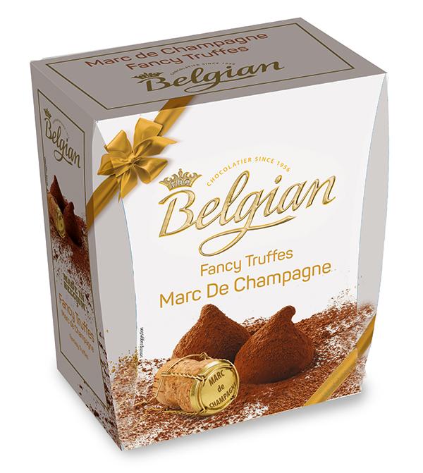 Belgian Trüffel Champagne 200g