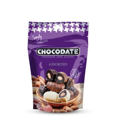 Chocodate vegyes csokoládé desszert 100 g
