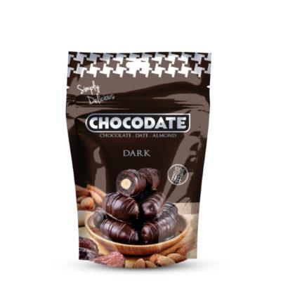 Chocodate étcsokoládé desszert 100 g