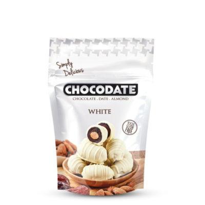 Chocodate fehércsokoládés desszert 100g