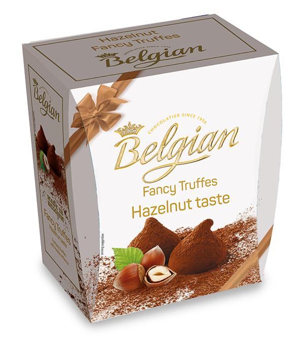 Belgian Trüffel Hazelnut 200g