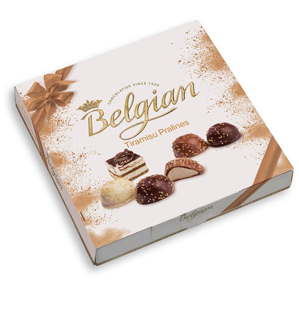 Belgian Tiramisu  desszert 200g